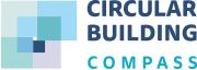 Circular Building Compass Logo